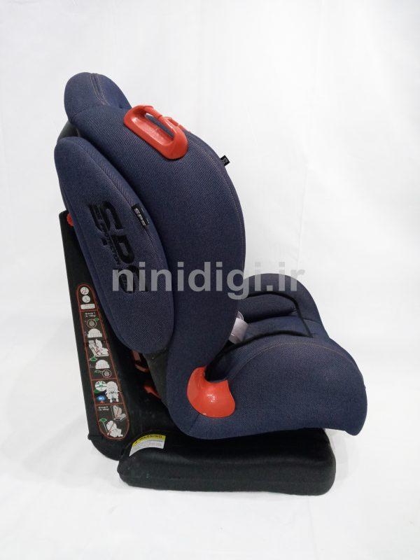 صندلی ماشین زیبوس Zibos نی نی دیجی