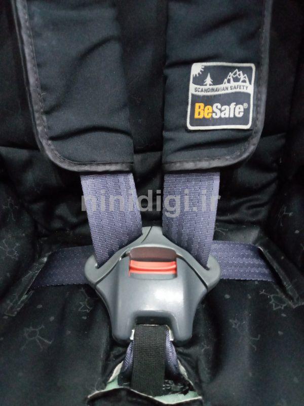 صندلی ماشین بی سیبف be safe