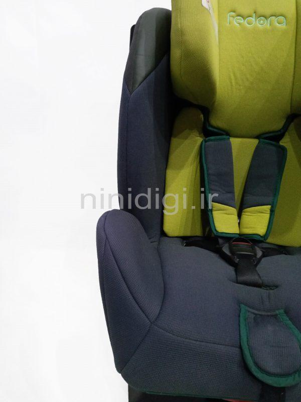 صندلی ماشین فدورا | دست دوم | نی نی دیجی