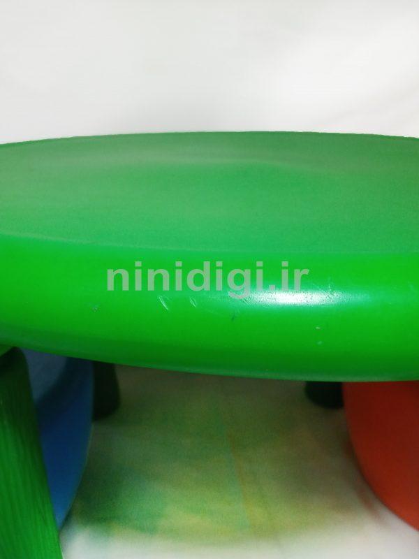 میز و صندلی پلاستیکی کودک چیکو