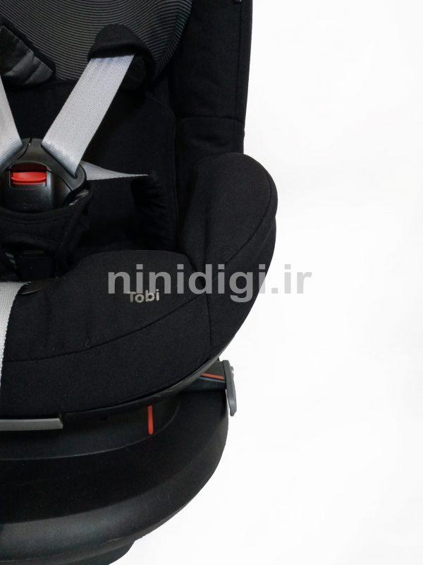 صندلی ماشین مکسی کوزیmaxi-cosiمدل توبی tobi