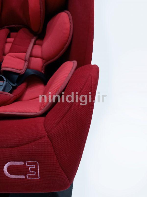 صندلی ماشین فدورا c3 | دست دوم | نی نی دیجی