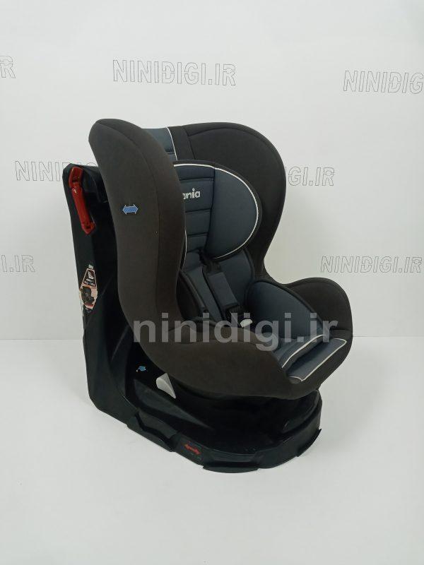 صندلی ماشین دارای چرخش 360 درجه - برند Nania