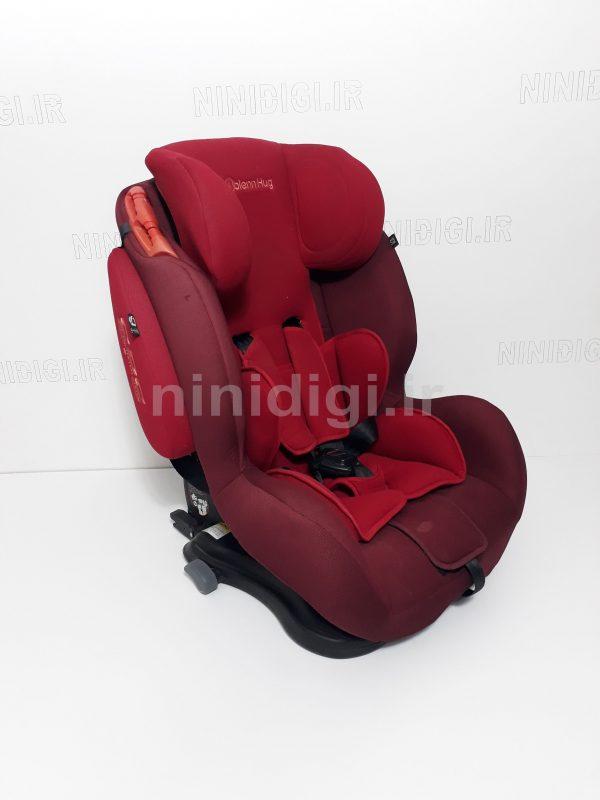 صندلی ماشین بولن هاگ bolenn hug | دست دوم | استفاده شده
